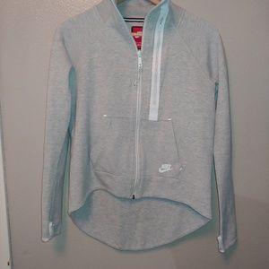 Nike Tech Fleece Moto Cape Full Zip Jacket 642688